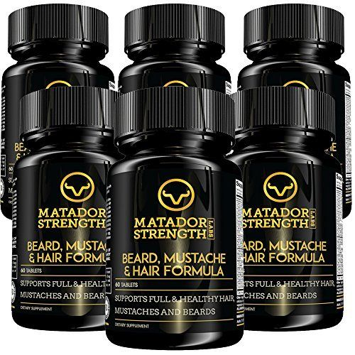 #marineelectronics Beard Hair Growth Multivitamin for Men - Fast Acting Results - Revolutionary Formula Grows Full, Thick, Sexy Beards on…