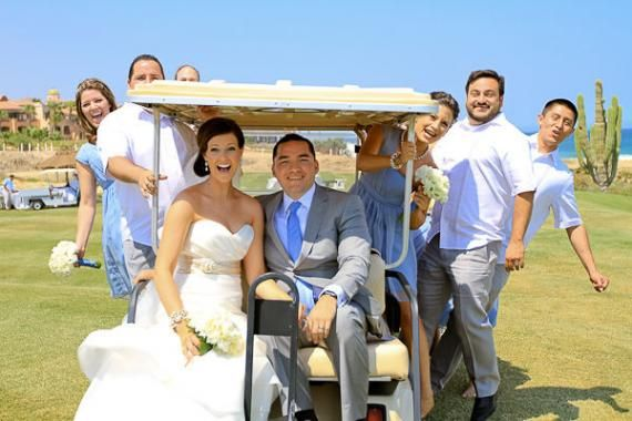 """want this! """"A Perfect Par"""":  How to Plan a Golf Themed Wedding"""