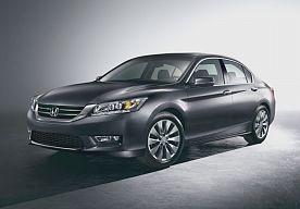 15-Apr-2013 13:17 - NIEUWE HONDA ACCORD VOOR AZIË. Honda toont op de Shanghai Motor show de Aziatische versie van de komende Accord. In hoeverre die afwijkt van de Europese, is bij de Nederlanndse Honda-importeur nog niet bekend.