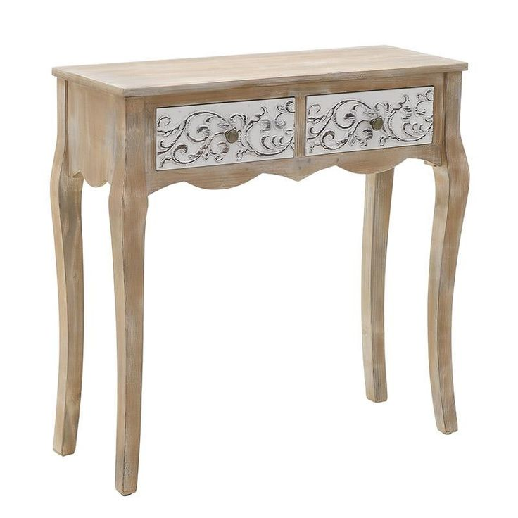 Конзола с 2 чекмеджета Valencia Beige / #обзавеждане #мебели #furnituredesign