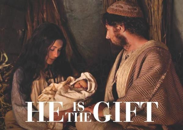 "Get In The Spirit Christmas Lds Quotes: LDS Christmas Invitation: ""He Is The Gift"" Video"