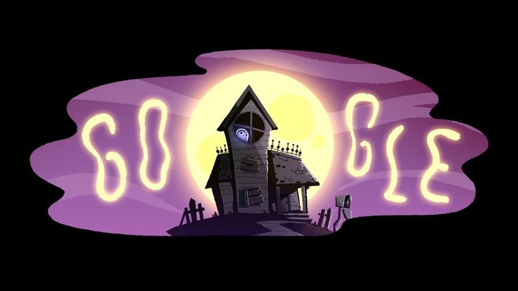 Halloween 2017 Google Doodle: Jinx's Night Out - YouTube
