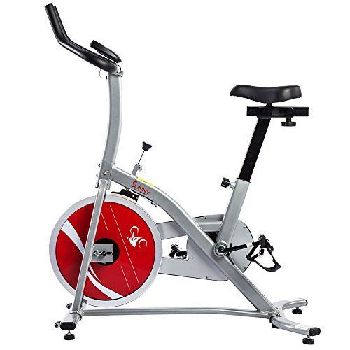Sunny Health & Fitness Indoor Cycling Exercise Bike SF-B1203
