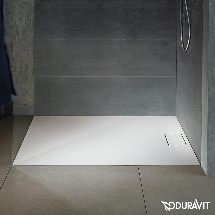 Duravit stonetto rectangular shower tray white tiny - Piatto doccia duravit ...