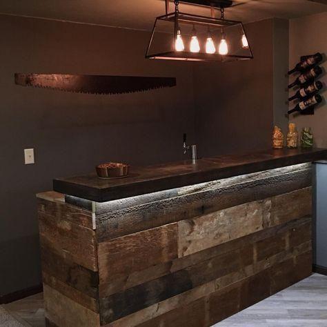 best 25 rustic basement bar ideas on pinterest shot of whiskey your shot and blake shelton house. Black Bedroom Furniture Sets. Home Design Ideas
