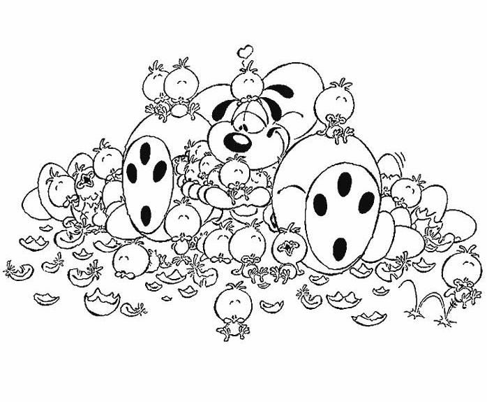 103 best images about coloriage diddl diddl kleurprenten - Coloriage de diddl ...