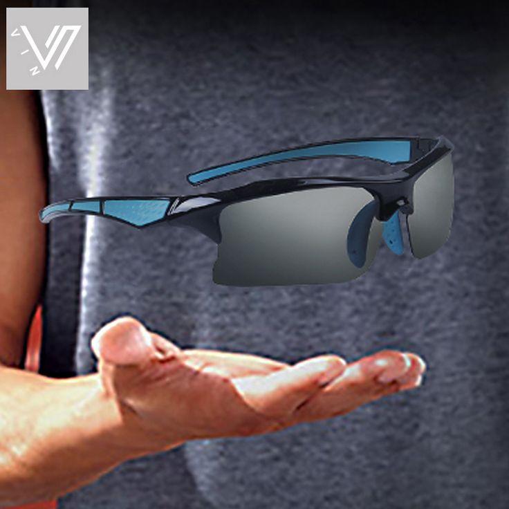 Men' s Polarized Sunglasses for Biking Fishing Running Driving Golf Sunglass Men Lentes Gafas Oculos De Sol UV400 lunette 2017 #Affiliate