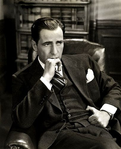 Humphrey DeForest Bogart was an American actor and is widely regarded as an American cultural icon. In 1999, the American Film Institute ranked Bogart as the greatest male star in the history of American cinema