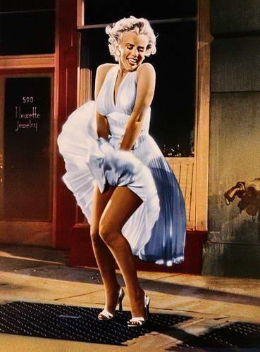 Платье мэрилин монро ушло с аукциона