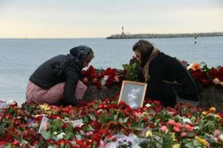 Russian plane crash: Experts begin examining flight recorder