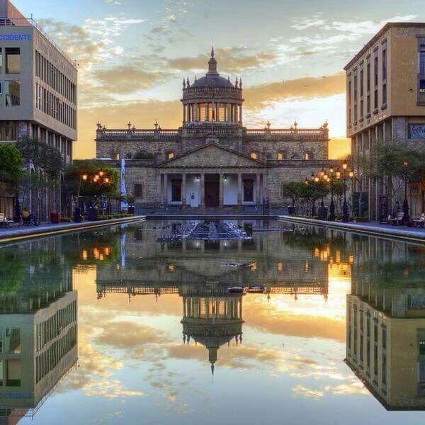 Hospicio Cabañas , Guadalajara , Jalisco , México