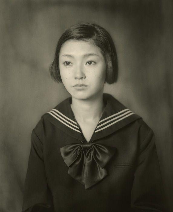 "A study of the ""Portrait of Thérèse"" 2009 : Hisaji Hara"