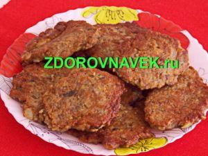 Простые рецепты - мясное блюдо без мяса