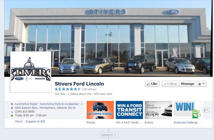 Nice ... Stivers Ford Lincoln Mazda. See More. Stay Up To Date With Us On  Facebook At Https://www.facebook