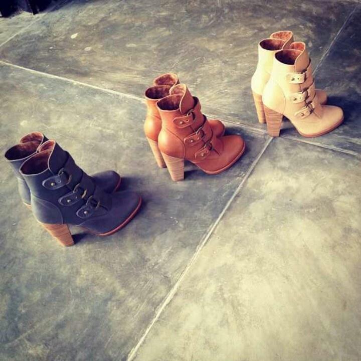 Sadewa boots 10cm by our fabolous shoes maker from Bali Ni Luh Jelantik