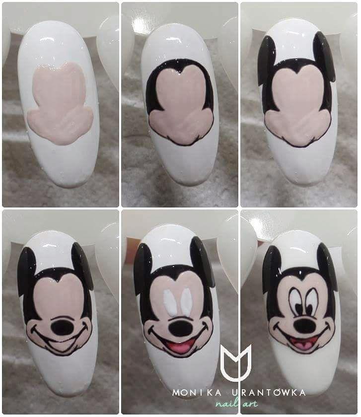 #stepbystep #nails #nailsofinstagram #nailsart #pazoo #nailsoftheday #nailswag #mani #manicure #indigo #mickey #mouse #disney #polishboy #polishgirl #nails2inspire #inspiration #tumblrgirl #tumblr #krakow #instagood #picoftheday #followme #love #cute