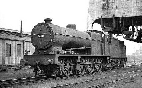 Lms Fowler Class 7f 0 8 0 Trains Pinterest Steam
