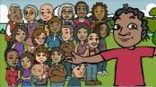 Learning Te Reo Maori Online Animated Resource