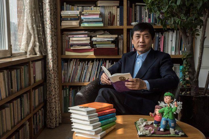 Cao Wenxuan - autor 2016