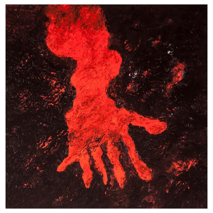 'Hand' (2013) by Armando