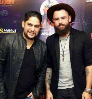 Jorge e Mateus suspendem shows após vidente de Cristiano Araújo prever acidente - AGNews