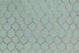 Chicken Wire Back Splash     Chicken wire is a fun way to create a cool backsplash in your kitchen. If you have walls that are not perfect flat or smooth this is a great idea as well.     Use newspaper to create a paper template of the area of your backsplash. Simple measuring may not lend itself well to creating a perfect template and since you can only cut the chicken wire once, this is needed.     Now, take your paper template and trace it onto the chicken wire. Use this to cut out the…