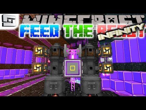 Minecraft Mods FTB Infinity - AUTO ALCHEMICAL CONSTRUCT! ( Hermitcraft Feed The Beast E55 ) - YouTube