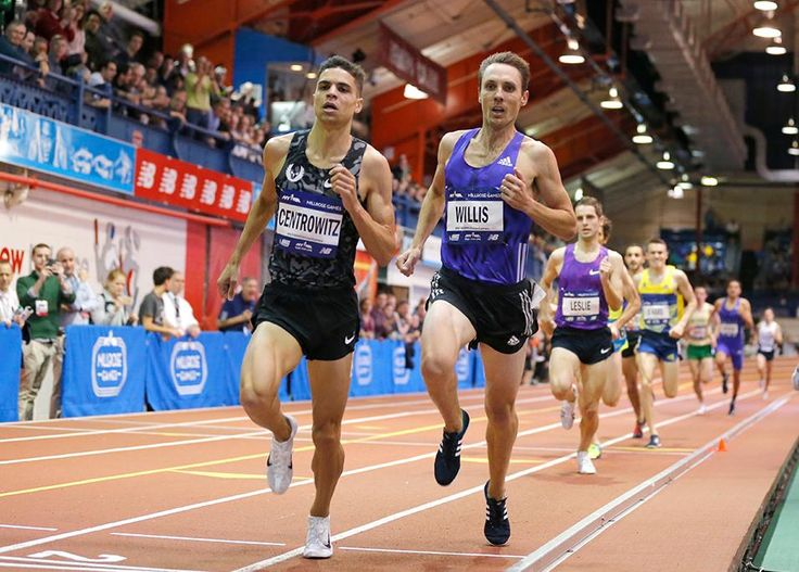Olympic Gold Medalist Matthew Centrowitz to Run In Paavo Nurmi Two-Miles at NYRR Millrose Games