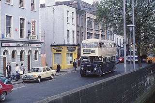 Dublin Quays 1981 by MajorCalloway, via Flickr