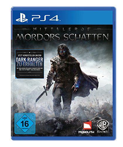 Mittelerde: Mordors Schatten - [PlayStation 4]: Amazon.de: Games
