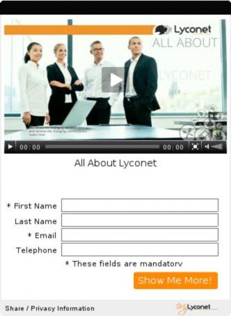 All About Lyconet