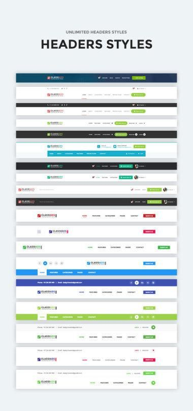 75 Best World Biggest Classiads Classified Wordpress Theme Images