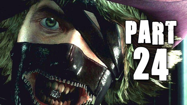 Dead Rising 3 Gameplay Walkthrough Part 24 - Dylan Psychopath Boss (XBOX...