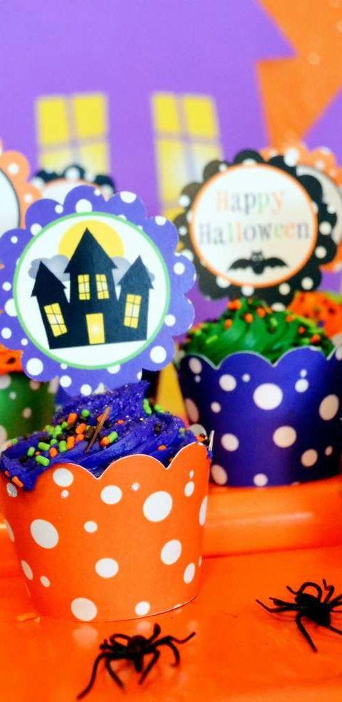 Mejores 228 im genes de halloween treats en pinterest - Ideas fiesta halloween ...