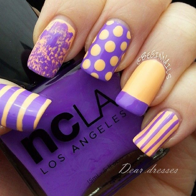 37 best LSU Nails images on Pinterest | Nail art, Nailed it and ...