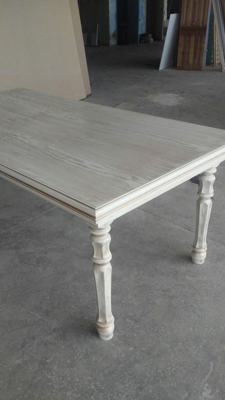 Стол для всей семьи.  Шпон и натуральное дерево. С нанесением легкой патины.  Мебель на заказ. ТриПингвина_ дизайн. #трипингвина_мебель_на_заказ #сотрудничаем_с_дизайнерами tripingvina-design@mail.ru
