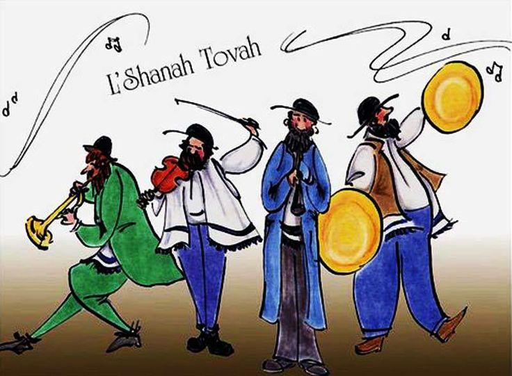 Rosh Hashanah!!  Dijimos en el mes de Adar que había que incrementar la alegría; en el mes de Nisan debemos estar mucho más felices; el mes de redención. Jodesh Tov;