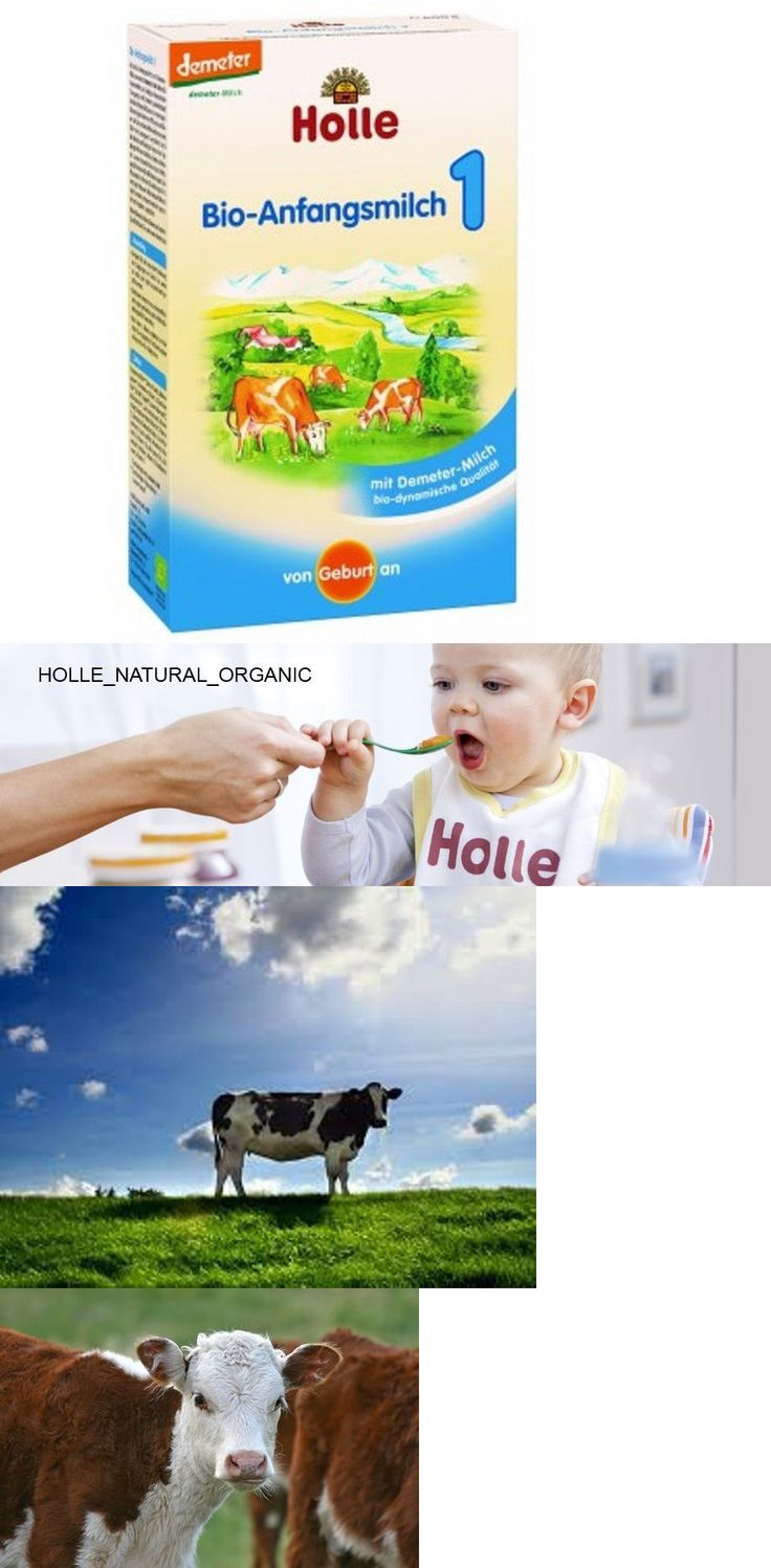 baby kid stuff: 3-Boxes Holle Organic Baby Infant Formula Stage -1 Free Priority Shipping 2/2018 BUY IT NOW ONLY: $54.99