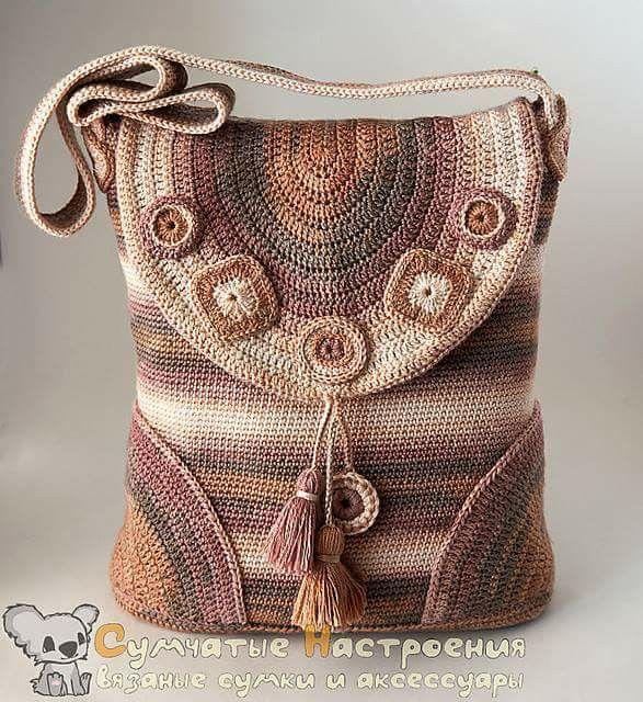 Crochet bag                                                                                                                                                      More