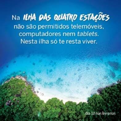 Sinfonia dos Livros: Novidade Clube do Autor | A Ilha das Quatro Estaçõ...