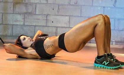 Treino para mulheres sem equipamento. Matéria muito boa. Exercícios de nível fácil e médio.