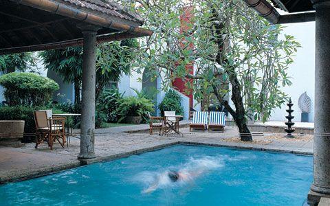 Swimming Pool Malabar House