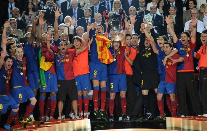 FC Barcelona Campeón de Champions League 2009