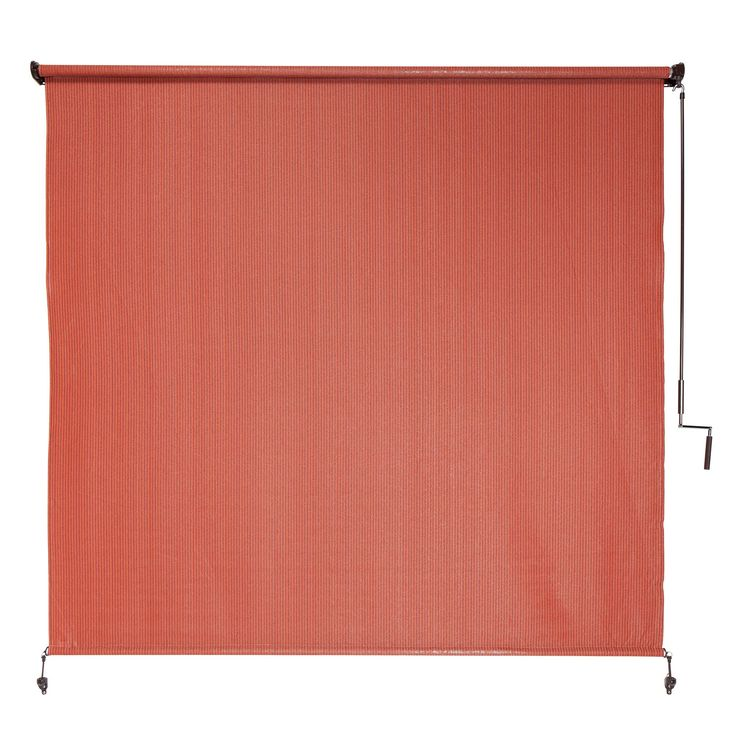 Exterior Shade Terracotta 6ft. x 6 ft. Awning