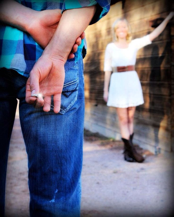 Love this engagement photo