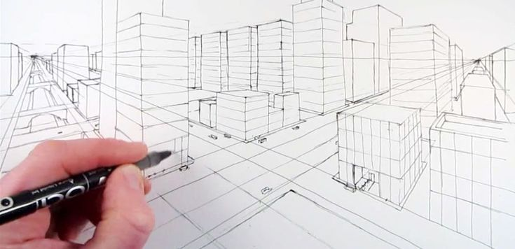 Architecture Drawing Techniques top 10 youtube tutorials for technical drawing - landscape