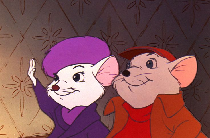 The Rescuers (1977) | The Definitive Ranking Of Walt Disney Animation Studios Films