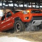 After knowing the kinds of the 2016 Toyota Tacoma engine, it will be great for you to know the Toyota Tacoma mpg too