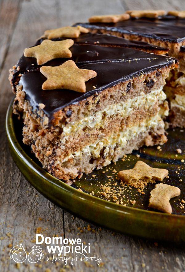 Tort świąteczny z olejem rzepakowym