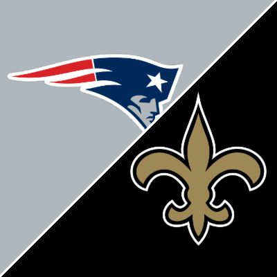 Follow live: Patriots, Saints try to avoid 0-2 start #FansnStars